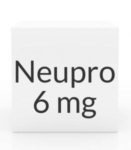 Neupro 6mg/24hr Patch (30 Count Box)