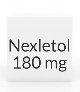 Nexletol 180mg Tablets