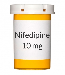 Nifedipine 10mg Capsules