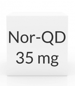 Nor-QD 0.35mg Tablets - 28 Tablet Pack