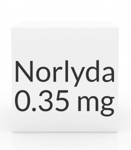 Norlyda 0.35mg Tablets- 28 Tablet Pack
