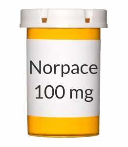 Norpace 100mg Capsules