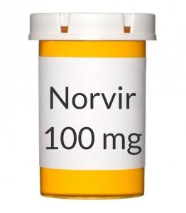 Norvir 100mg Tablets