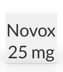 Novox 25mg Caplets-180 Count Bottle