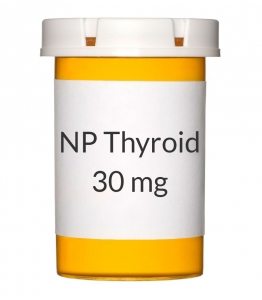 NP Thyroid 30 mg  Tablets