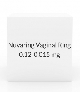 Nuvaring Vaginal Ring (0.12-0.015mg/24hr)