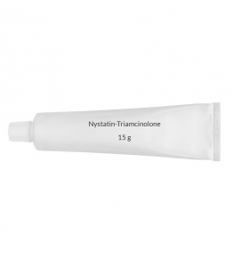 Nystatin-Triamcinolone 100,000U-0.1% Cream (15 g Tube)
