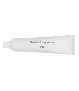 Nystatin-Triamcinolone 100,000U-0.1% Cream - 30 g Tube