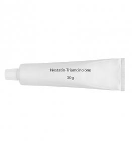Nystatin-Triamcinolone 100,000U-0.1% Ointment - 30 g Tube
