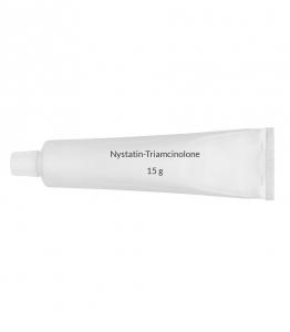 Nystatin-Triamcinolone 100,000U-0.1% Ointment (15 g Tube)