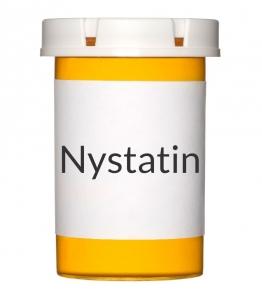 Nystatin 500MU Tablets