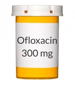 Ofloxacin 300mg Tablets