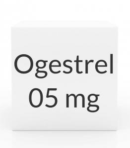 Ogestrel 0.5-0.05 mg - 28 Tablet Pack