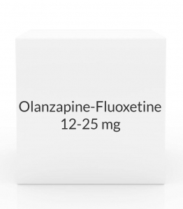 Olanzapine-Fluoxetine 12-25mg Capsules