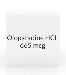 Olopatadine HCL 665mcg Nasal Spray- 30.5g