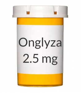 Onglyza 2.5mg Tablets