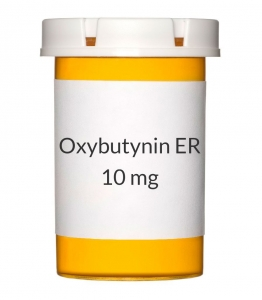 Oxybutynin ER 10mg Tablets