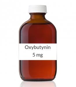Oxybutynin 5mg/5ml Syrup  (16oz Bottle)