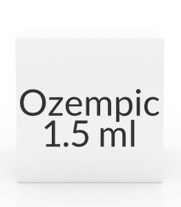 Ozempic (Semaglutide) 1.5ml Pen 2 pack