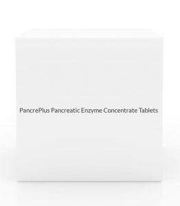 PancrePlus Pancreatic Enzyme Concentrate Tablets- 100ct