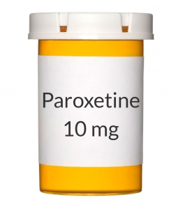 Paroxetine 10mg Tablets