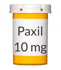 Paxil 10mg Tablets