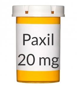 Paxil 20mg Tablets
