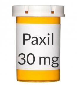 Paxil 30mg Tablets