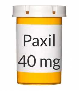 Paxil 40mg Tablets