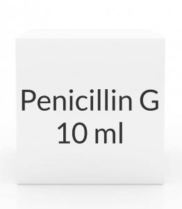 Penicillin G 20 Million Units - 10ml Vial
