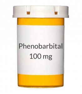 Phenobarbital 100mg Tablets