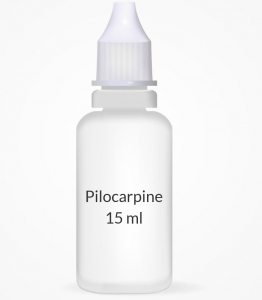 Pilocarpine 4% Opthalmic Solution (15ml Bottle)