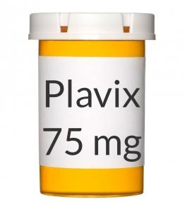 Plavix 75mg Tablets