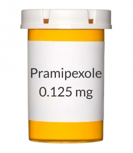 Pramipexole 0.125 mg Tablets
