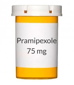 Pramipexole 0.75mg Tablets