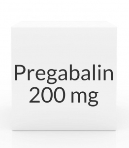Pregabalin (Generic Lyrica) 200mg Capsules