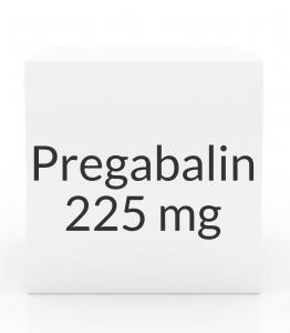 Pregabalin (Generic Lyrica) 225mg Capsules