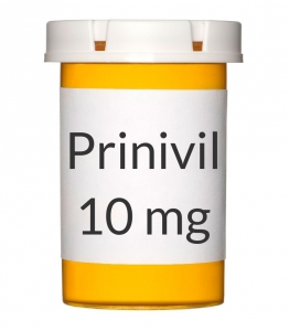 Prinivil 10mg Tablets