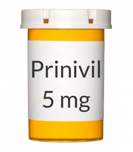 Prinivil 5mg Tablets