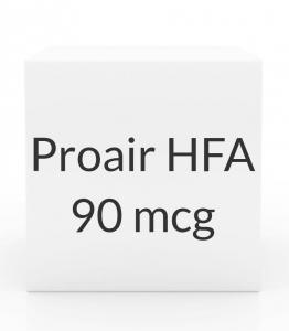 Proair HFA 90mcg Inhaler