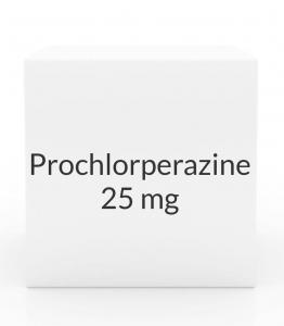 Prochlorperazine 25mg Suppositories- 12ct