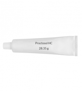 Proctosol HC 2.5% Cream (28.35 g Tube)