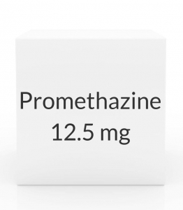 Promethazine 12.5 mg Suppositories - Pack of 12