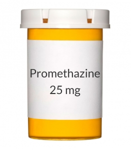 Promethazine 25mg Tablets