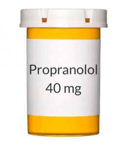 Propranolol 40mg Tablets***MARKET SHORTAGE***TEMPORARY PRICE INCREASE****