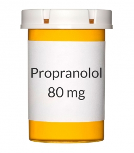 Propranolol 80mg Tablets***MARKET SHORTAGE***TEMPORARY PRICE INCREASE****