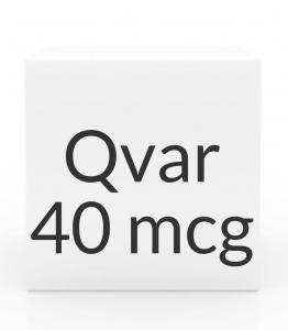Qvar 40mcg Reddihaler 10.6 gm
