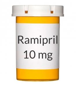 Ramipril 10mg Capsules