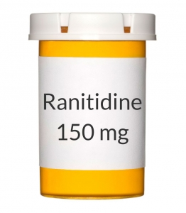 Ranitidine 150 mg Tablets (Generic Prescription Strength Zantac)