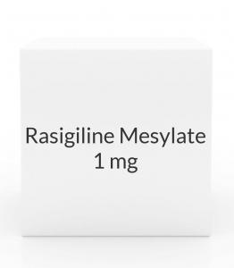 Rasigiline Mesylate 1mg Tablets